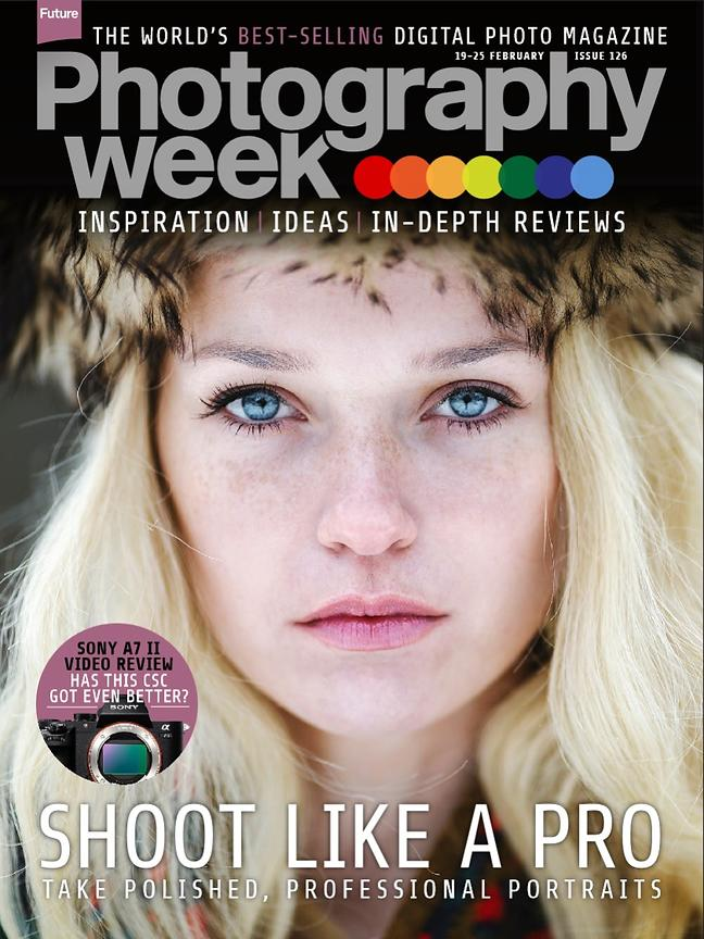 Photography Week Magazine (USA) - Feb 2015 photos