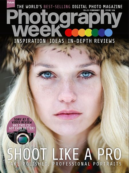 Photography Week Magazine (USA) - Février 2015 photos
