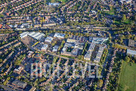 Aerial Photography Taken In and Around Leatherhead, UK