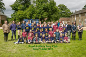 RA Pony Club Junior Camp 2017 photos