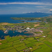 Ardglass aerial photos