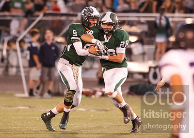 Football: Rocky Mountain at Eagle 9/19/14