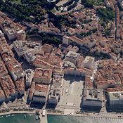 Trieste aerial photos