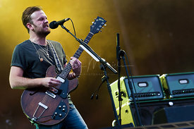 Kings of Leon - Pinkpop 2011