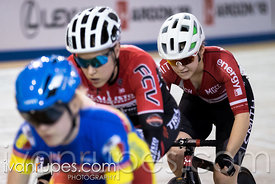 Women Keirin 1/2 Final, 2017/2018 Track Ontario Cup #3, Mattamy National Cycling Centre, Milton On, February 10, 2018