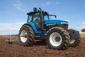New Holland 8870 tractor