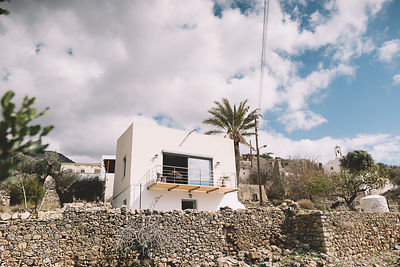 Small villa in the village of Sfakia in the South of Crete photos
