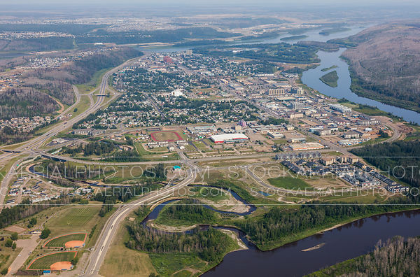 Fort McMurray, Alberta fort mcmurray aerial photos