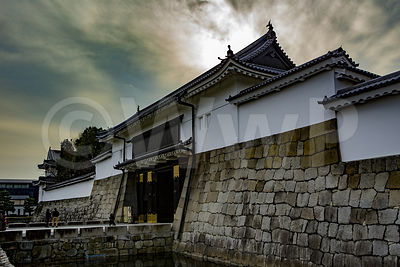 Kyoto Castle Art Photographs