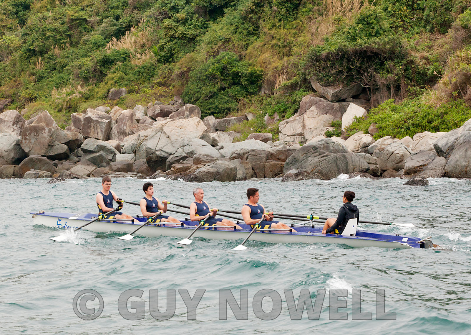Hong Kong Coastal Rowing Championships 2015