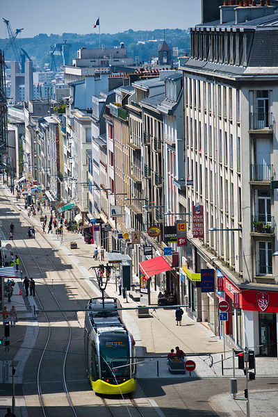 Rue Jean Jaures photos