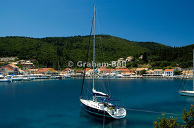 Fiscardo, Kefalonia, Ionian Islands Greece.