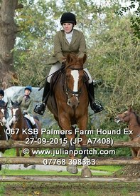 2015-09-27 KSB Palmers Farm Hounds Exercise