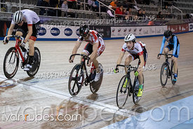 Cat 2 Men Tempo Race. Track Ontario Cup #2, January 13, 2019
