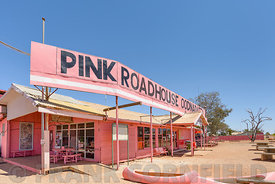 The Pink Road House