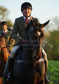 Chris Hurst - The Cottesmore Hunt at America Crossroads 17/10