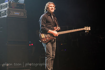 Pete Trewavas, bass, Marillion, Wolves, 2015, Saturday