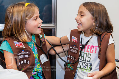 Girl Scouts Mini Med School, October 22, 2012