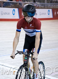 U17 Men Individual Pursuit Final. Canadian Track Championships (U17/Junior/Para), March 31, 2017