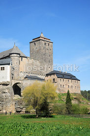 Kost Medieval Castle, Czech Republic