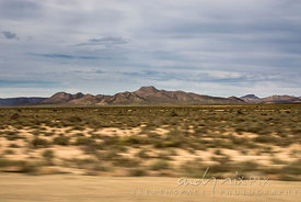 Driving through the Karoo