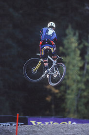 BRIAN LOPES VAIL, COLORADO, USA. UCI MOUNTAIN BIKE WORLD CHAMPIONSHIPS 2001
