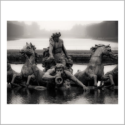 Fountain of Apollo - Versailles (France)