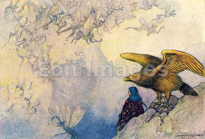 Winged Wonders by Warwick Goble