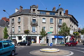 rond point de rennes