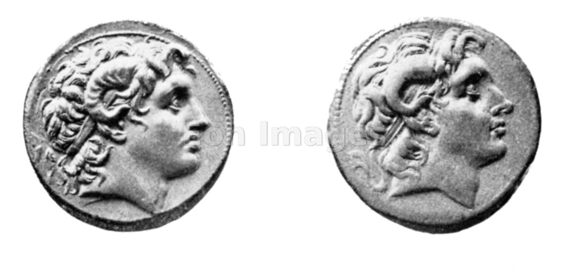Coins of Alexander the Great