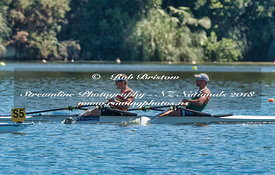 Taken during the National Championships 2018, Lake Karapiro, Cambridge, New Zealand; ©  Rob Bristow; Frame 1108 - Taken on: Friday - 16/02/2018-  at 14:34.20