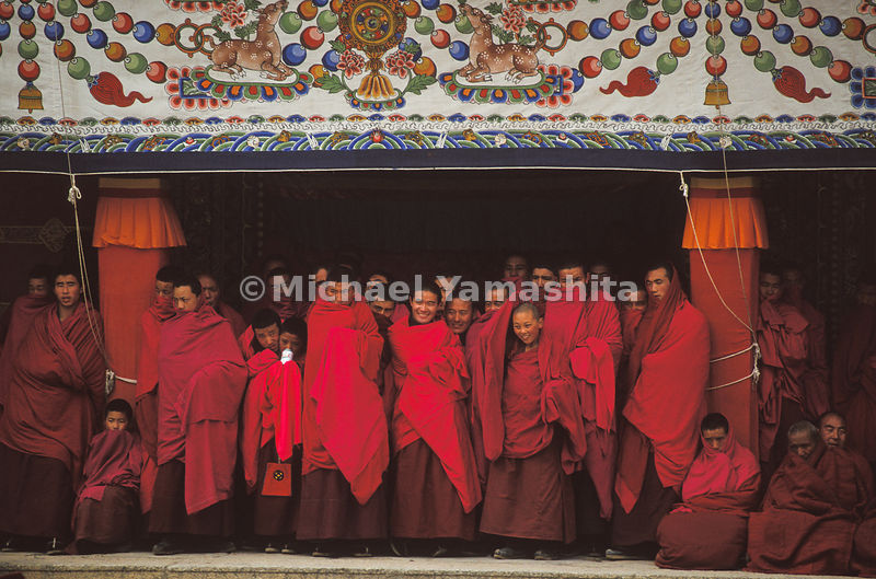 Labrang Monastery, China photos