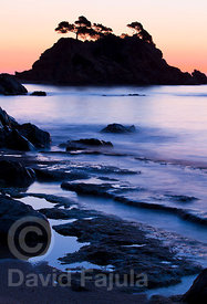 Cap Roig at sunrise