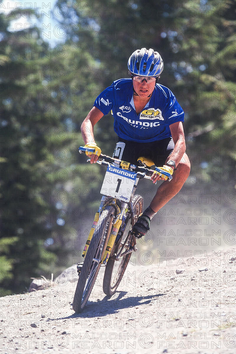 JULIANA FURTADO MAMMOTH, CALIFORNIA, USA. GRUNDIG WORLD CUP 1995