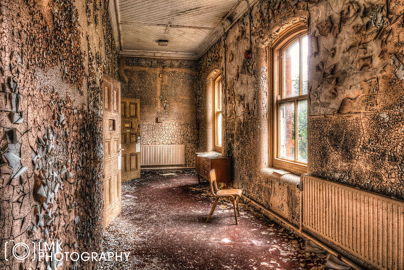 Abandoned Ireland Photos