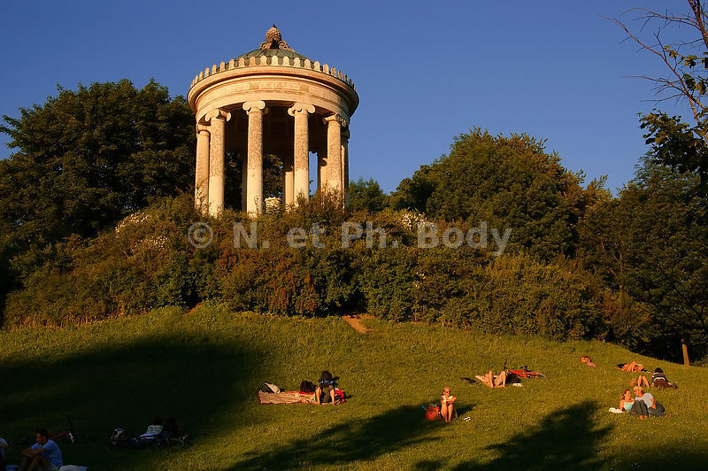 philippe body photographies allemagne munich jardin