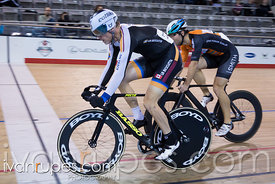 Men Keirin Round 1. 2016/2017 Track O-Cup #1, Mattamy National Cycling Centre, Milton, On, December 4, 2016