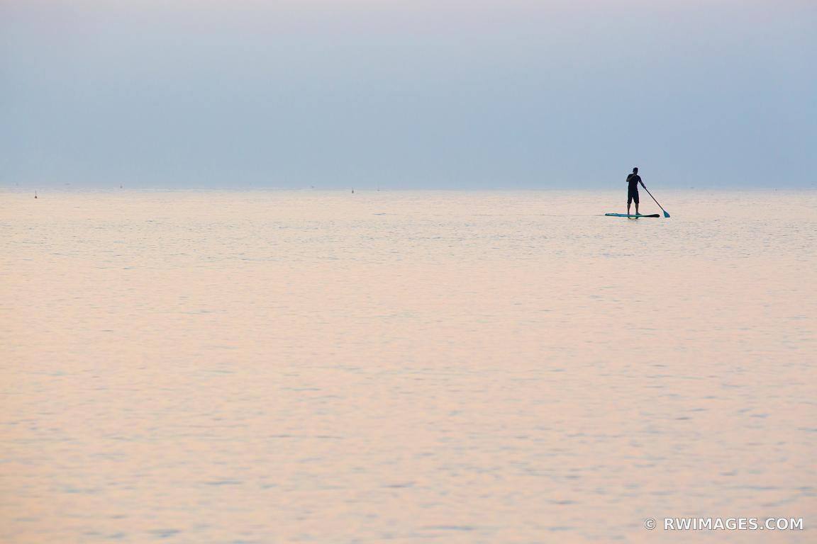 EVENING PADDLE BOARDING CAPE ANN MASSACHUSETTS