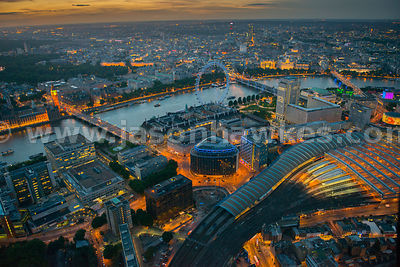 London Eye / Waterloo images