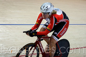 Master women individual pursuit. 2014 Canadian Track Championships, January 6, 2015