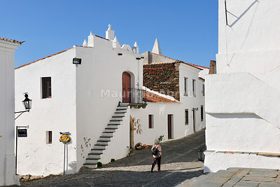Monsaraz, a charming little village in Alentejo. Portugal