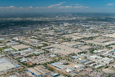 Calgary's Southeast Industrial Park