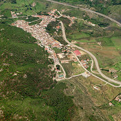 Carratraca aerial photos
