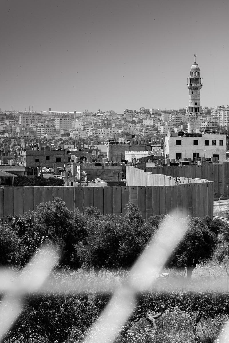 The Separation Wall photos