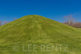 Mound at Hopewell Culture National Historical Park