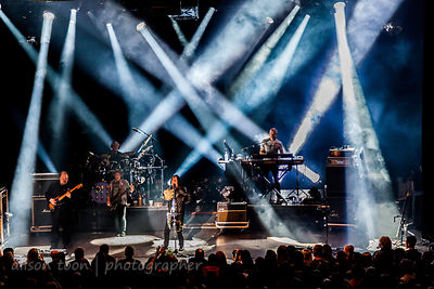 Marillion, Friday evening, Montreal, 2015