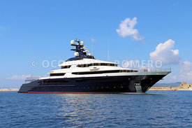 superyacht Equanimity