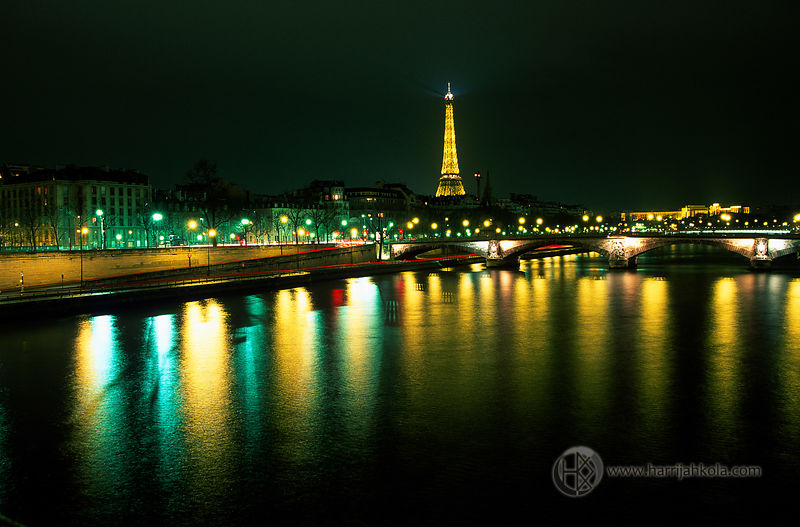 France - Paris (Eiffel Tower by Night I)