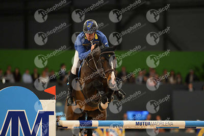 AHLMANN Christian, (GER), Taloubet Z  during CSI5-W_1,60_Longines World Cup Grand Prix competition at Madrid Horse Week at IFEMA, Madrid - Spain