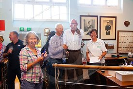 Prize-giving at Weymouth Regatta 2018, 20180909010.